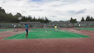 【MSK】ダブルス練習会~ストローカー対決~【テニス・TENNIS】
