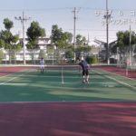 【MSK】サーブとストロークで力押し~Tennis Practice Game~【TENNIS・テニス】