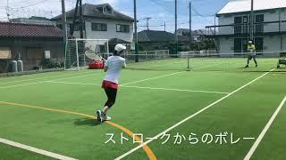 リエゾンテニススクール千葉 PV第三弾(初心者応援)