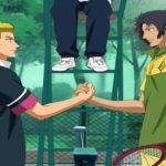 テニスの王子様 全国大会篇 Semifinal #1 – 新天法寺vs不動峰 – Shintenhouji vs Fudoumine –  Prince of Tennis OVA Semifinal