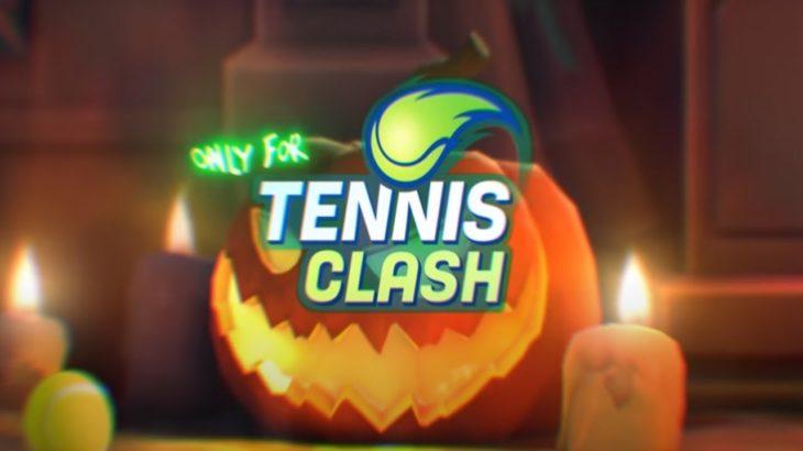 テニスクラッシュハロウィン仕様になって気づいたこと【Tennis Clash】