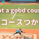 テニスクラッシュ初心者がいいコースをつかれた【Tennis Clash】