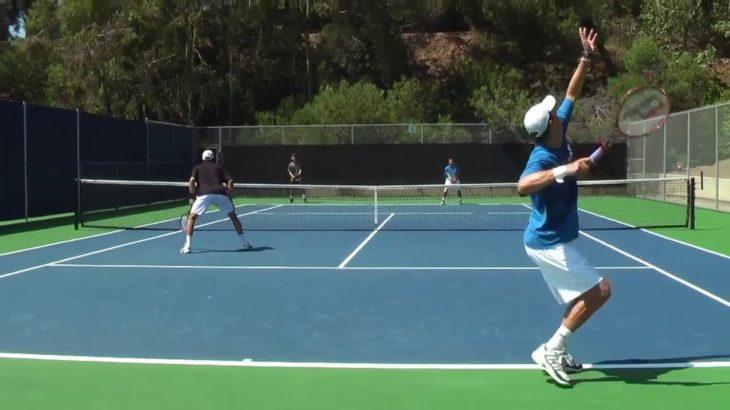 Tennis doubles of Legend テニスダブルス史上最強のプレイヤー