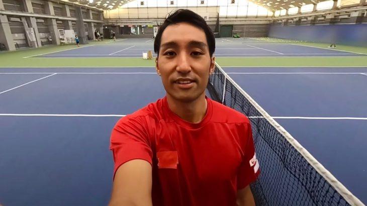 【VR】Let's 55 Virtual Experience – Tennis by UCHIYAMA Yasutaka