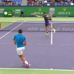 tennis doubles volley 12 テニスダブルス試合でのボレー特集12