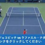 ノバク・ジョコビッチ vs ラファエル・ナダル 生放送 オンライン テレビ オンライン, 2020年10月11日
