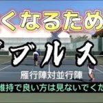 13【MSK】強くなるためのダブルスへ【テニス・tennis】