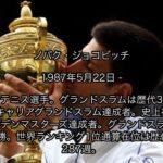 【名言集】グランドスラム優勝17回、世界のトップに君臨する「ジョコビッチ」