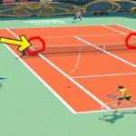 テニスクラッシュ2箇所のどっちかにドロップショットを決めたい!【Tennis Clash】