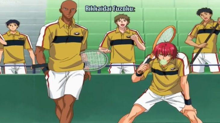 黄金のカップル – Golden couple – テニスの王子様 OVA 全国大会編 Final #5  – Prince of Tennis OVA Finals