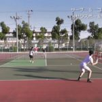 【MSK】サーブとストロークで力押し part2~Tennis Practice Game~【TENNIS・テニス】