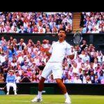 【ジョコビッチ】 Novak Djokovic 優勝の瞬間 ウィンブルドン テニス