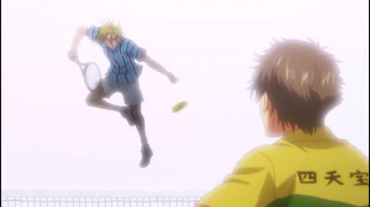 テニスの王子様 OVA ANOTHER STORYⅡ #3 卓越したテニススキル – Outstanding tennis skills – Prince of Tennis
