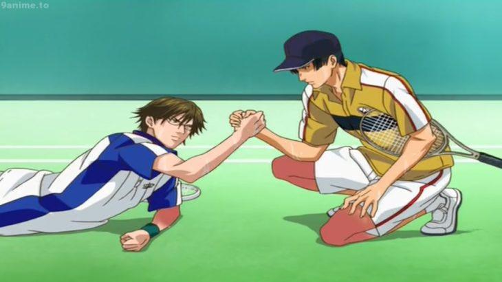 テニスの王子様 OVA 全国大会編 Final #2 – 手塚vs真田 – Tezuka vs Sanada – Prince of Tennis: The National Tournament