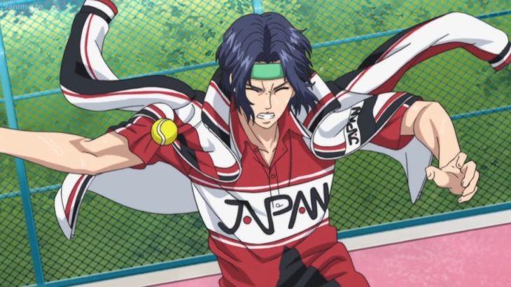 新テニスの王子様 OVA vs Genius10 #3 – 不破vs雪村 – Fuwa vs Yukimura – The Prince of Tennis II OVA vs Genius10
