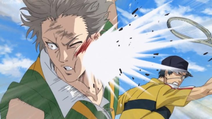 新テニスの王子様 OVA vs Genius10 #8 – 皇帝と怪物 – The Emperor and the Monster – The Prince of Tennis II OVA