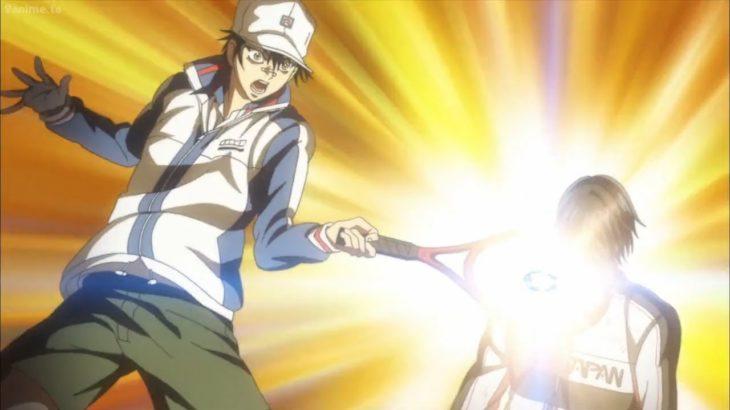 新テニスの王子様 OVA vs Genius10 #9 – 龍馬が徳川を破壊する – Ryoma destroys Tokugawa – The Prince of Tennis II OVA