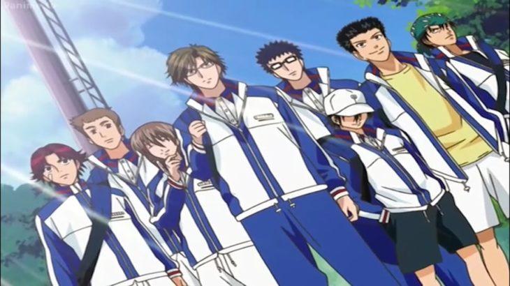 Prince of Tennis: National Championship Chapter – Return of the Prince – 王子の帰還 – テニスの王子様 OVA #1
