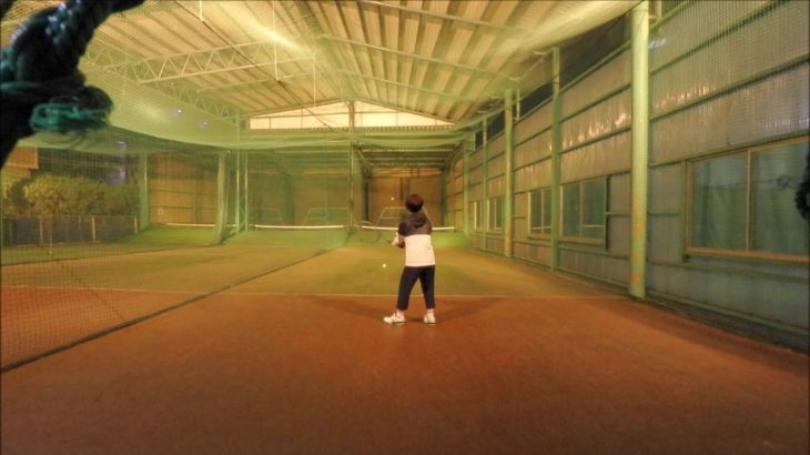 #TENNIS  #50's #Woman Practice . 20201104-4 #テニス #practice #boonee2 #backhand #バックハンド
