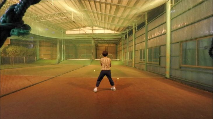 #TENNIS  #50's #Woman Practice . 20201104-6 #テニス #practice #boonee2 #フォアハンド #バックハンド #ふりまわし