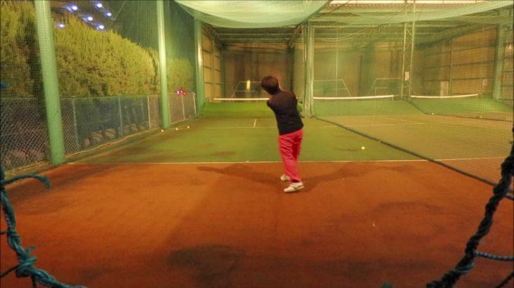 #TENNIS  #50's #Woman #Practice . 20201128-2 #テニス #練習 #boonee2 #バックハンド #オート #backhand #天白グリーンテニスクラブ