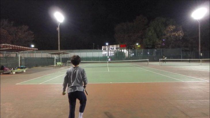 #TENNIS  #50's #Woman #Practice 20201129 #テニス #練習 #boonee2 #ラリー 1 #コート #コート #court #lesson #rally