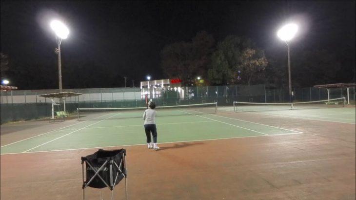 #TENNIS  #50's #Woman #Practice 20201129 #テニス #練習 #boonee2 #ラリー 2 #コート #court #lesson #rally