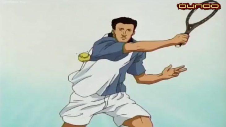 The Prince of Tennis best moment #10   テニスの王子様   Tennis no Ouji-sama 2005 FULL