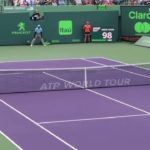 nadal play 26 court level view ナダル特集26