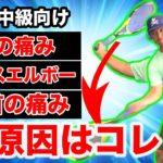 【テニス】【初中級】手打ちを直すなら○を使って打つべし!