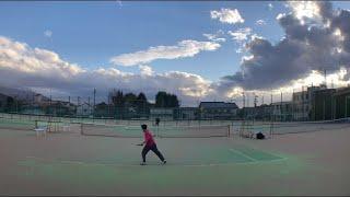 テニス 練習動画 [2020/11/22]