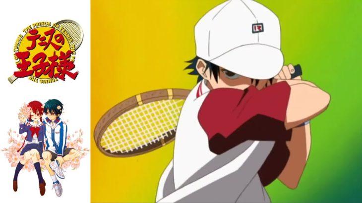 テニスの王子様 第3話 「ユースリーグ公式メンバーデビュー」 – Prince of Tennis – 最優秀テニス賞