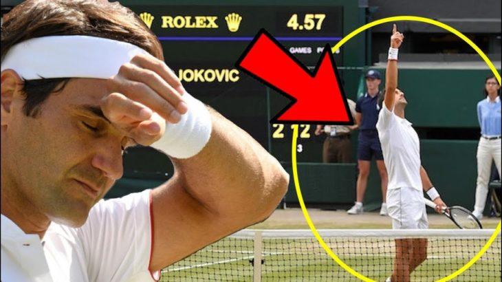 【テニス】フェデラーの史上最悪な試合7選
