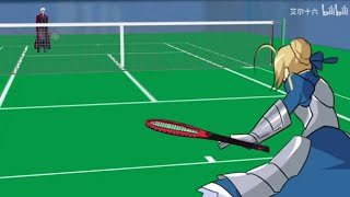 Chaldea Tennis Match ( カルデアテニスの試合 )