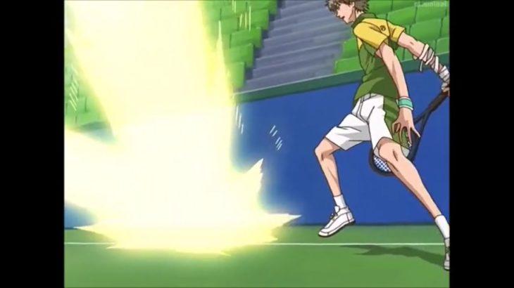 Prince of Tennis [3/3] Fuji Shūsuke VS Shiraishi Kuranosuke,不二 周助 VS 白石蔵ノ介,テニスの王子様,Tenisu no Ōjisama