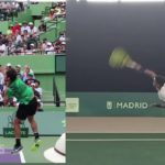 Roger Federer and Felix Auger-Aliassime Comparison フェデラーとアリアシムの比較動画
