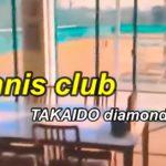 Wimbledon Idol ♥️ tennis club TAKAIDO diamond JAPAN テニスクラブ 高井戸ダイアモンド