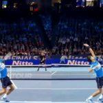 Novak Djokovic Serve Spin or Flat ジョコビッチのスピンサーブとフラットサーブ