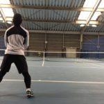 テニス ストローク ラリー リズム  tennis stroke rally rhythm