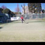 テニス ダブルス シングルス チャンピオンゲーム 全日本ベテランテニス 202101