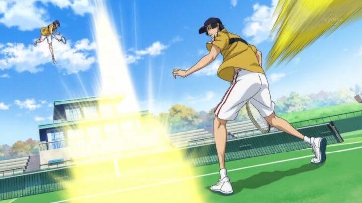 新テニスの王子様 フルエピソード#6 – 心の断崖 – Cliffs of the Heart  –  The Prince of Tennis II Full HD