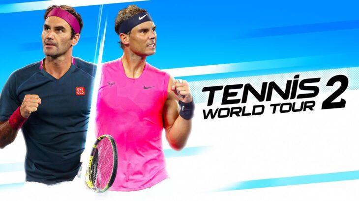 PS5 ゾンビドラマ入るまでテニスします! TENNIS WORLD TOUR 2/テニスワールドツアー2
