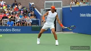 Rafael Nadal Slow Motion     Tennis 網球 テニス  网球