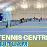 コキットラムのテニスコート【The Tennis Centre – Coquitlam】