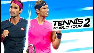 はいぼく男のテニス生活 tennis world tour2
