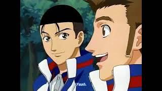 テニスの王子様 第 107-108-109 話「部長あらわる!?」「合宿でドッキリ!」「テニス・バイアスロン」  。The Prince of Tennis 「ENG SUB」