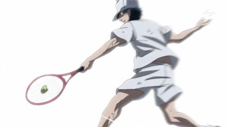 新テニスの王子様 フルエピソード#12 -ロイマは彼女の無限の本能を目覚めさせた – Royma awakens her infinite instinct  –  Prince of Tennis