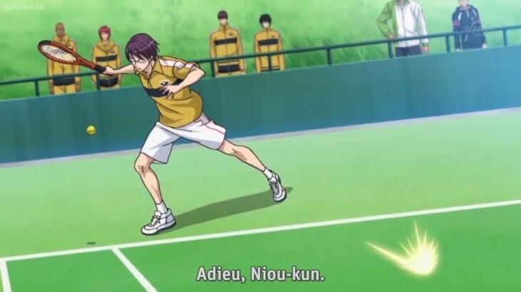 新テニスの王子様 フルエピソード#15 フレンドリー・ファイアFriendly Fire    The Prince of Tennis II Full HD