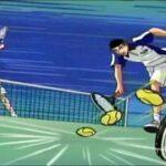 テニスの王子様 ~ 王子が現れた #16  アカザワのタイヤスキル- Akazawa's tire skills   The Prince of Tennis 2021