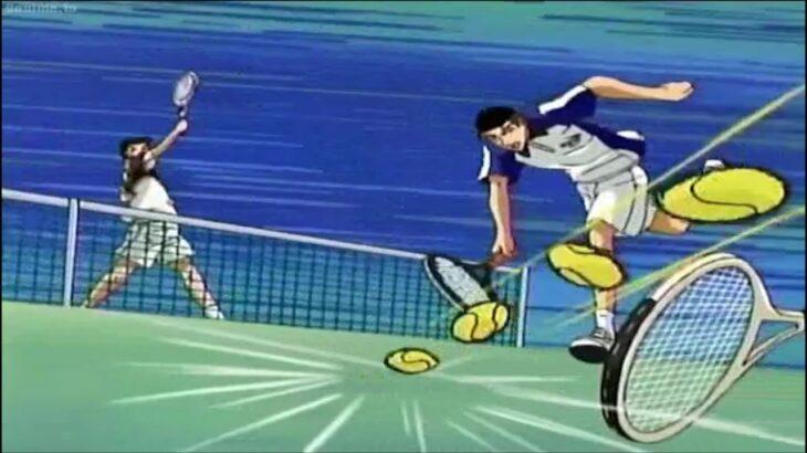 テニスの王子様 ~ 王子が現れた #16  アカザワのタイヤスキル- Akazawa's tire skills ||The Prince of Tennis 2021
